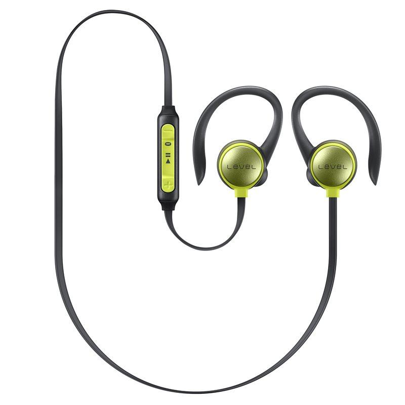 e43259b518c SAMSUNG Level Active Headset EO-BG930 green - EO-BG930CGEGWW | indx ...