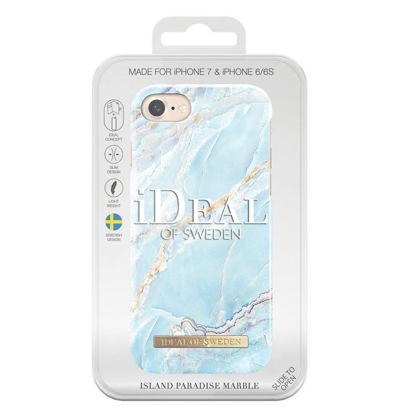 ideal of sweden island paradise marble apple iphone 6 6s 7 designer cover idfcs17 i7p 57. Black Bedroom Furniture Sets. Home Design Ideas