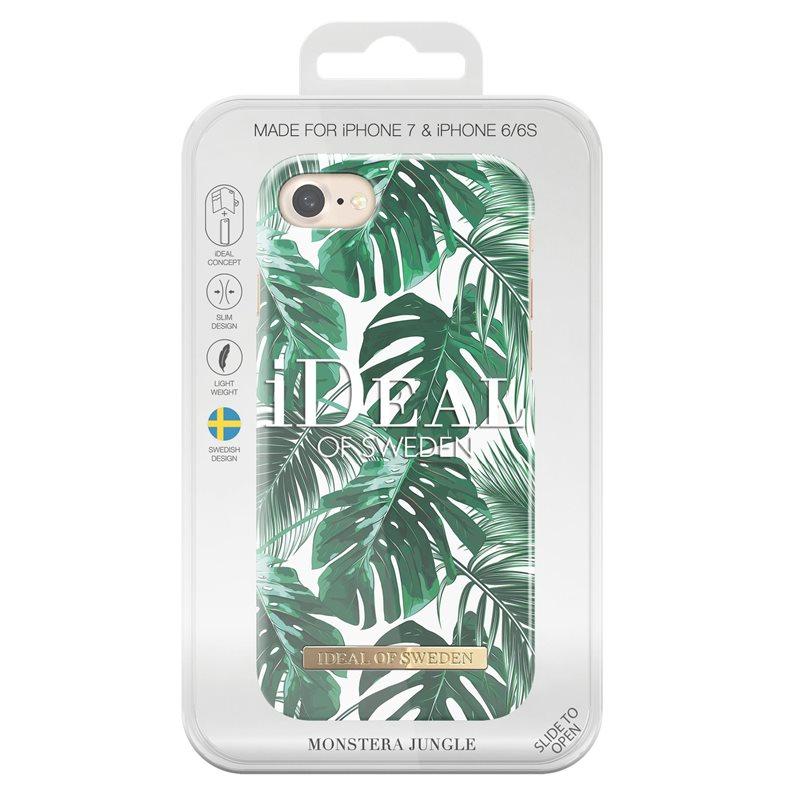 ideal of sweden monstera jungle apple iphone 6 6s 7 designer cover idfcs17 i7p 61 indx. Black Bedroom Furniture Sets. Home Design Ideas