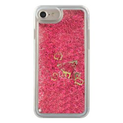 coque iphone 7 guess rose