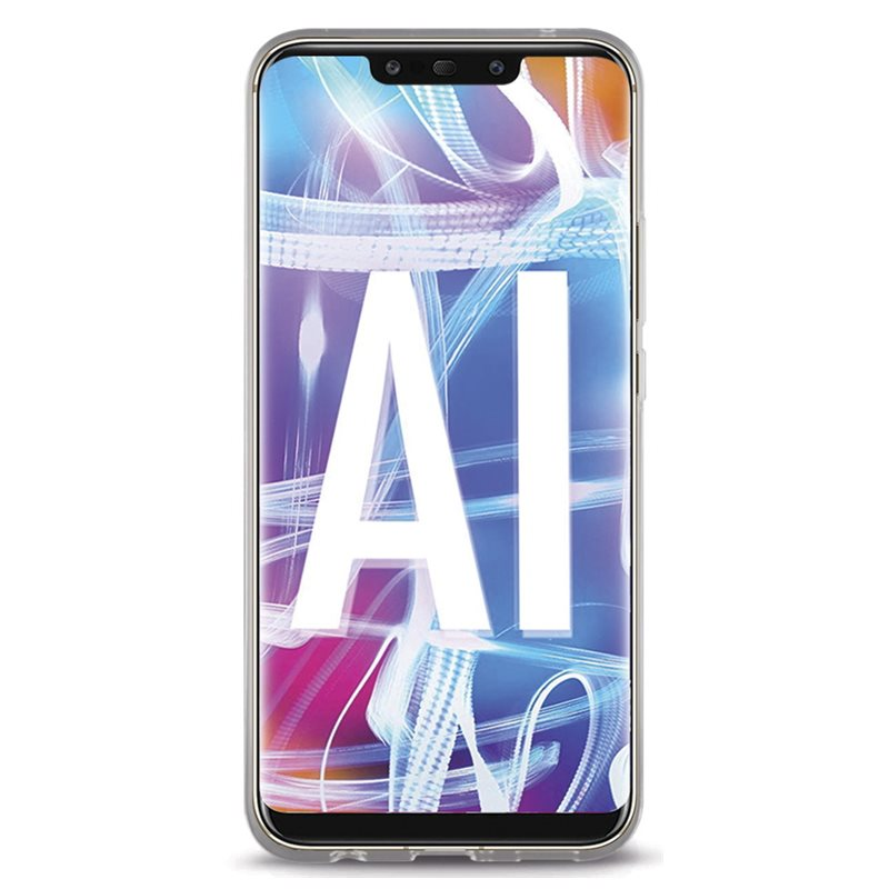newest best place new appearance Case FortyFour No.1 Case for Huawei Mate 20 Lite in Clear ...