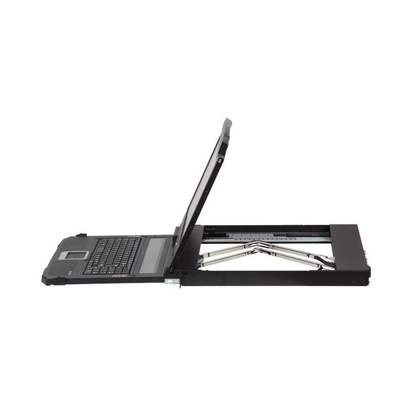 1-Port KVM Switch USB / HDMI / DVI / VGA Black - CL3800NX
