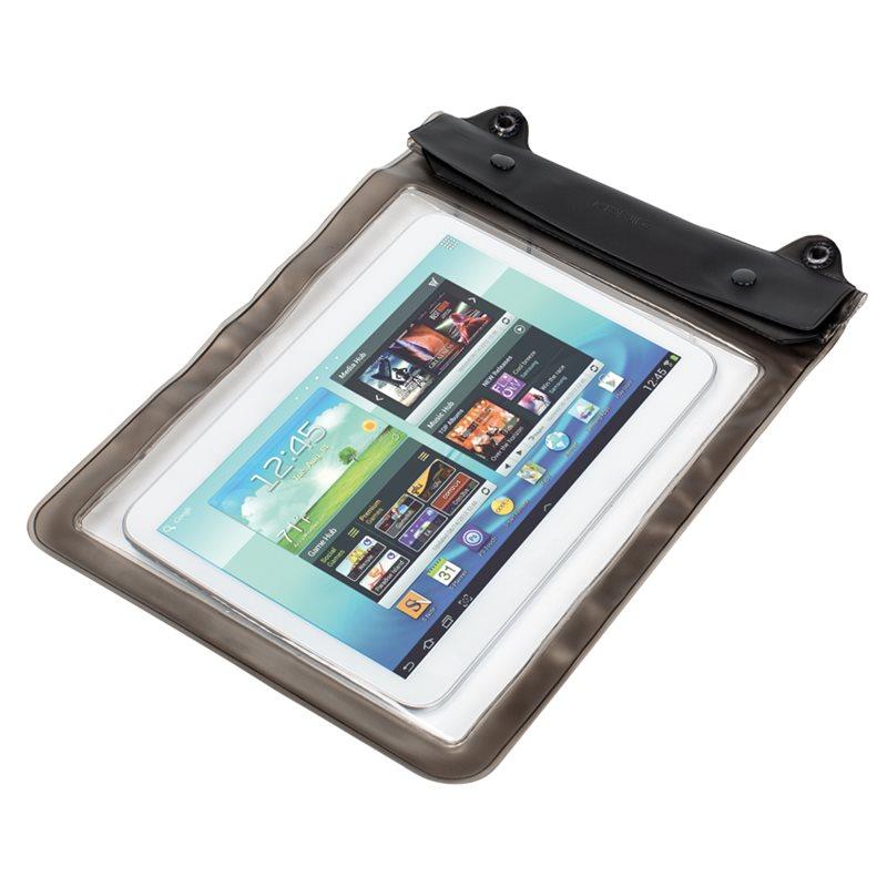 housse de protection pour tablette 10 39 plastique transparent cs10restslv100. Black Bedroom Furniture Sets. Home Design Ideas