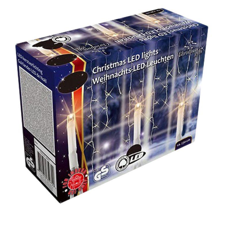 Weihnachtsbeleuchtung Zubehör.Weihnachtsbeleuchtung 160 Led 3 0 M Warmweiss Ed48707 Indx Ch