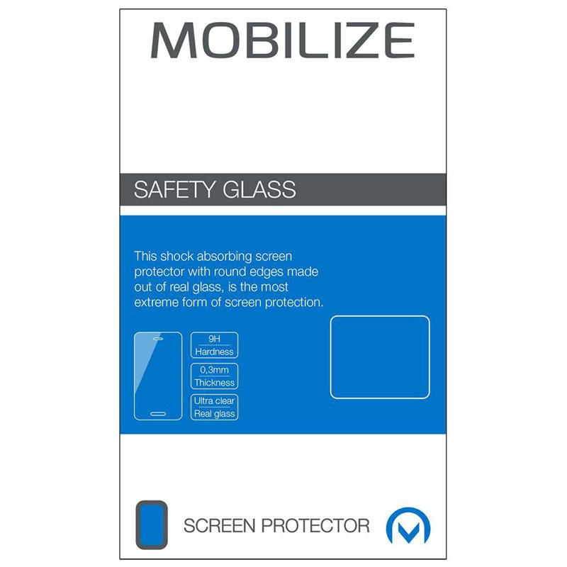 Safety Glass Screen Protector Honor 8X - MOB-51544 | indx ch