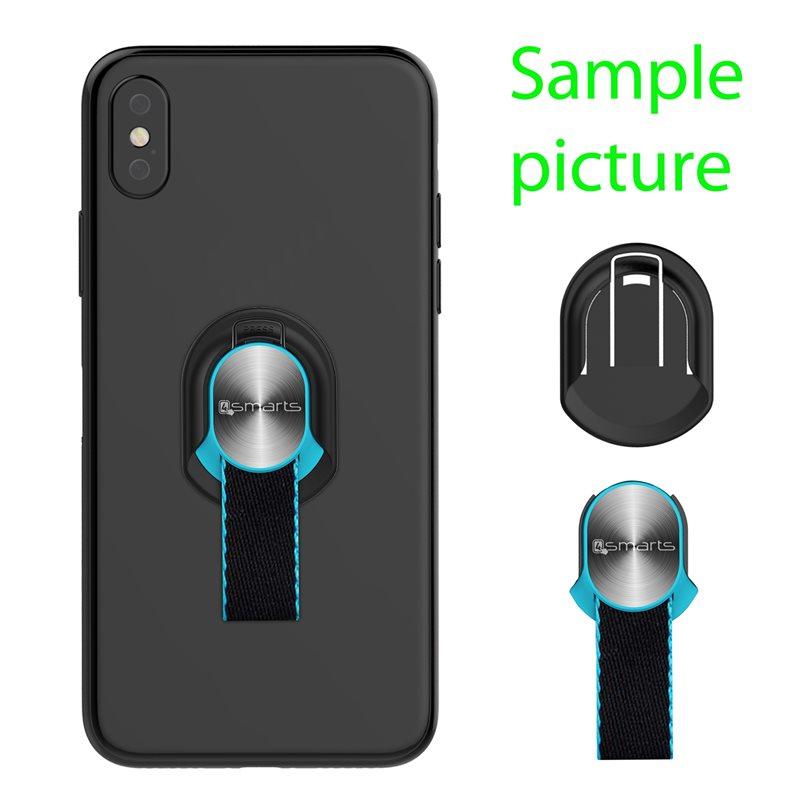 4smarts LOOP-GUARD Finger Strap for Smartphones white/blue/pink